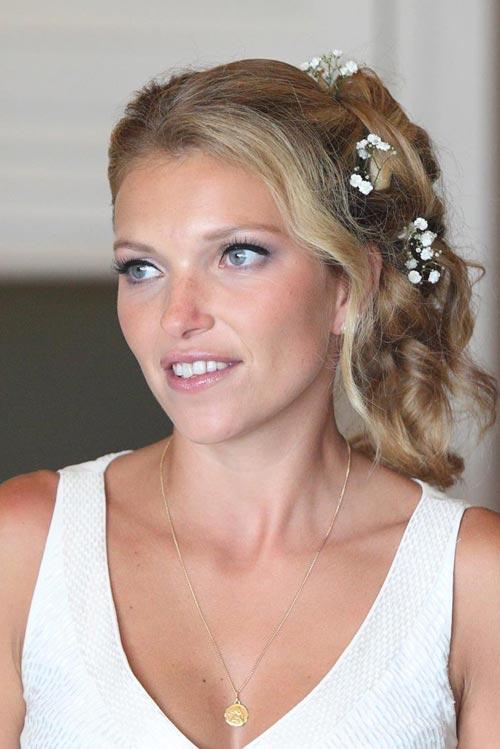 Maquilleuse professionnelle spécialisée dans le mariage - Alpes maritimes